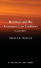 Bentham and the Common Law Tradition - Book