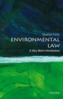 Environmental Law: A Very Short Introduction - Book