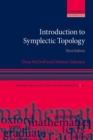 Introduction to Symplectic Topology - Book