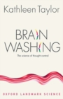 Brainwashing : The science of thought control - Book