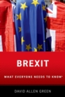 Brexit : What Everyone Needs to Know - Book