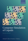 Computer Simulation of Liquids : Second Edition - Book