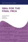 SBAs for the Final FRCA - Book
