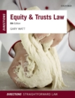 Equity & Trusts Law Directions - Book