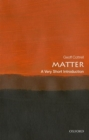 Matter: A Very Short Introduction - Book