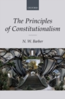The Principles of Constitutionalism - Book