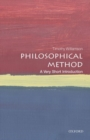 Philosophical Method: A Very Short Introduction - Book