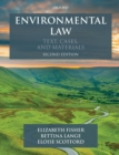 Environmental Law : Text, Cases & Materials - Book