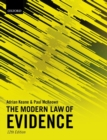 The Modern Law of Evidence - Book