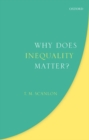 Why Does Inequality Matter? - Book