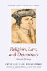 Religion, Law, and Democracy : Selected Writings - Book