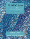 Public Law : Text, Cases, and Materials - Book