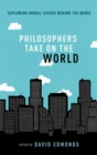 Philosophers Take On the World - Book