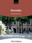 Remedies - Book