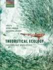 Theoretical Ecology : concepts and applications - Book