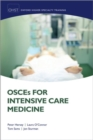 OSCEs for Intensive Care Medicine - Book