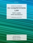 Jones & Sufrin's EU Competition Law : Text, Cases, and Materials - Book