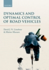 Dynamics and Optimal Control of Road Vehicles - Book