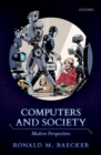 Computers and Society : Modern Perspectives - Book