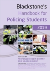 Blackstone's Handbook for Policing Students 2019 - Book