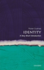 Identity: A Very Short Introduction - Book