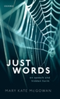 Just Words : On Speech and Hidden Harm - Book