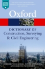 A Dictionary of Construction, Surveying, and Civil Engineering - Book