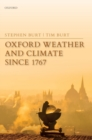 Oxford Weather and Climate since 1767 - Book