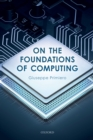 On the Foundations of Computing - Book