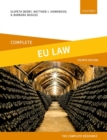 Complete EU Law : Text, Cases, and Materials - Book