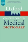 Concise Colour Medical Dictionary - Book