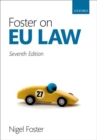 Foster on EU Law - Book