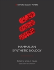 Mammalian Synthetic Biology - Book