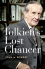Tolkien's Lost Chaucer - Book