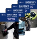 Blackstone's Police Manuals 2020: Four Volume Pack - Book