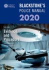Blackstone's Police Manuals Volume 2: Evidence and Procedure 2020 - Book