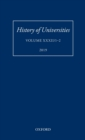 History of Universities : Volume XXXII / 1-2: Renaissance College: Corpus Christi College, Oxford, in Context, 1450-1600 - Book