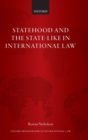 Statehood and the State-Like in International Law - Book