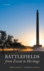 Battlefields from Event to Heritage - Book