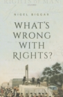 What's Wrong with Rights? - Book