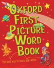 Oxford First Picture Word Book - Book