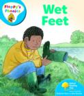 Oxford Reading Tree: Level 2A: Floppy's Phonics: Wet Feet - Book
