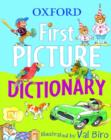Oxford First Picture Dictionary - Book