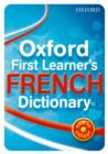 Oxford First Learner's French Dictionary - Book