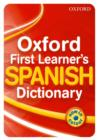 Oxford First Learner's Spanish Dictionary - Book