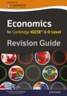 Complete Economics for Cambridge IGCSE (R) and O Level Revision Guide - Book