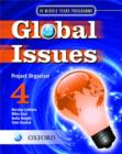 Global Issues: MYP Project Organizer 4 : IB Middle Years Programme - Book