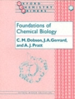 Foundations of Chemical Biology - Book