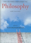The Oxford Companion to Philosophy - Book