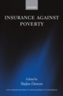 Insurance Against Poverty - Book